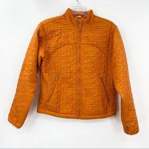 OBERMEYER Ski Jacket Quilted Coat Weather X System